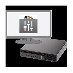 Сервер аудиосистемы AXIS AUDIO MANAGER C7050 SERVER
