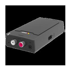 Аудиомост AXIS C8033 NETWORK AUDIO BRIDGE