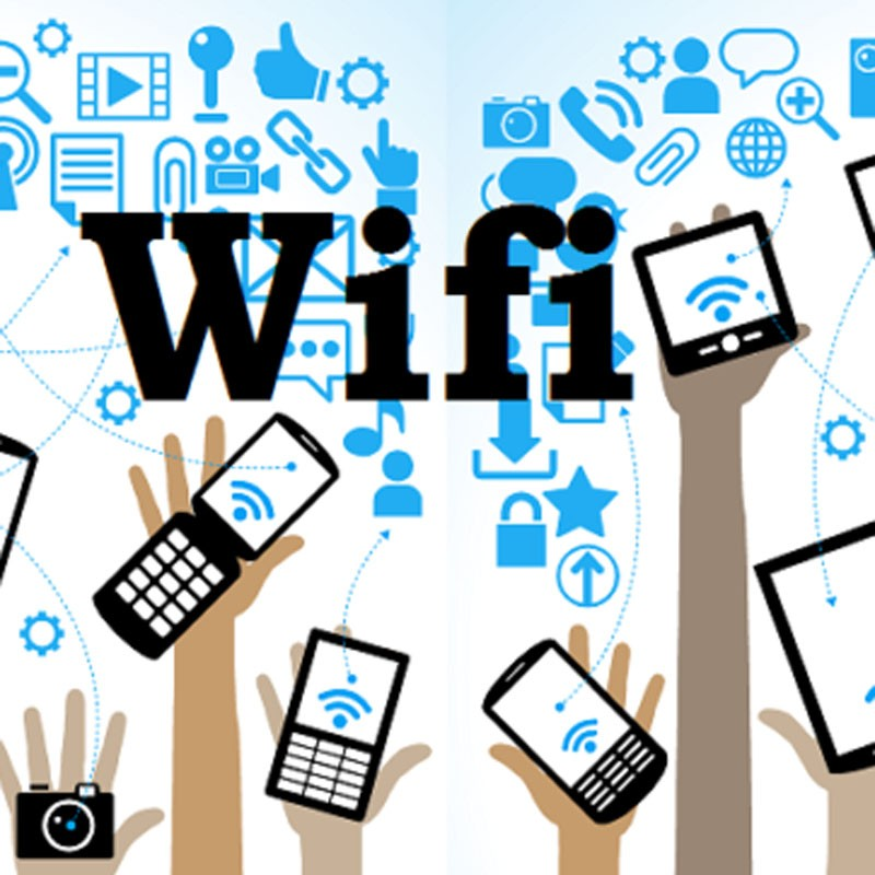 Монтаж локальной сети (Wi-Fi)