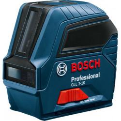 Нивелир лазерный Bosch Professional GLL 2-10 carton