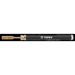 Паяльник TOPEX газовый, 12 мл, регулировка, 1300°C (44E102)
