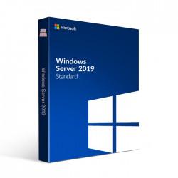 ПО Microsoft Windows Svr Std 2019 64Bit Russian DVD 16 Core
