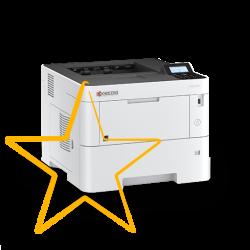 Принтер лазерный черно-белый A4 Kyocera ECOSYS P3145dn