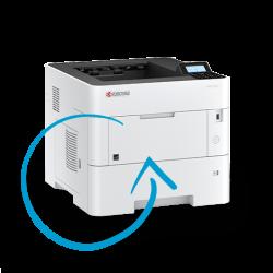 Принтер лазерный черно-белый A4 Kyocera ECOSYS P3150dn