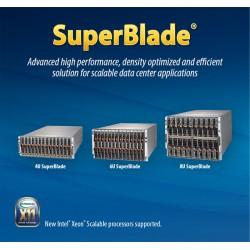 Блейд-система Supermicro Superblade