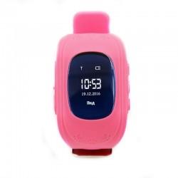Детские телефон-часы с GPS трекером GOGPS ME K50