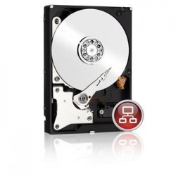 HDD WD 3.5 SATA 3.0 1TB IntelliPower 64MB Red