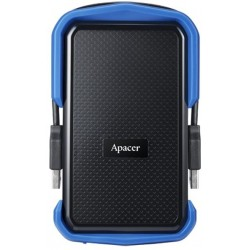 HDD Apacer 2.5 USB 3.1 2TB AC631 Black/Blue