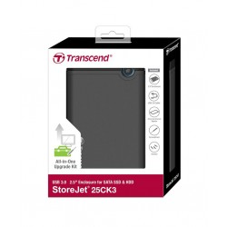 "Корпус для 2.5"" HDD/SSD Transcend USB 3.0 Rubber"