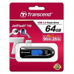 Накопитель Transcend 64GB USB 3.0 JetFlash 790