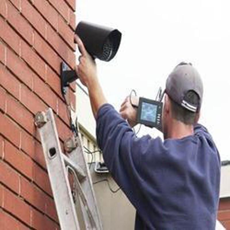 Техобслуживание и ремонт систем видеонаблюдения