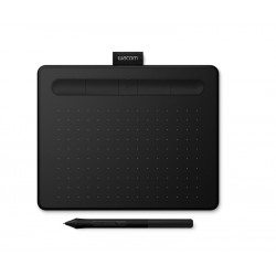 Графический планшет Wacom Intuos S Bluetooth Black