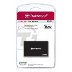 Кардридер Transcend USB 3.0 CFast Black
