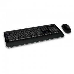Комплект Microsoft Wireless Desktop 3050 Black Ru