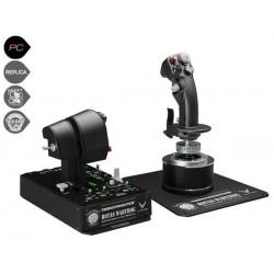 Джойстик с рычагом управления двигателем для PC Thrustmaster