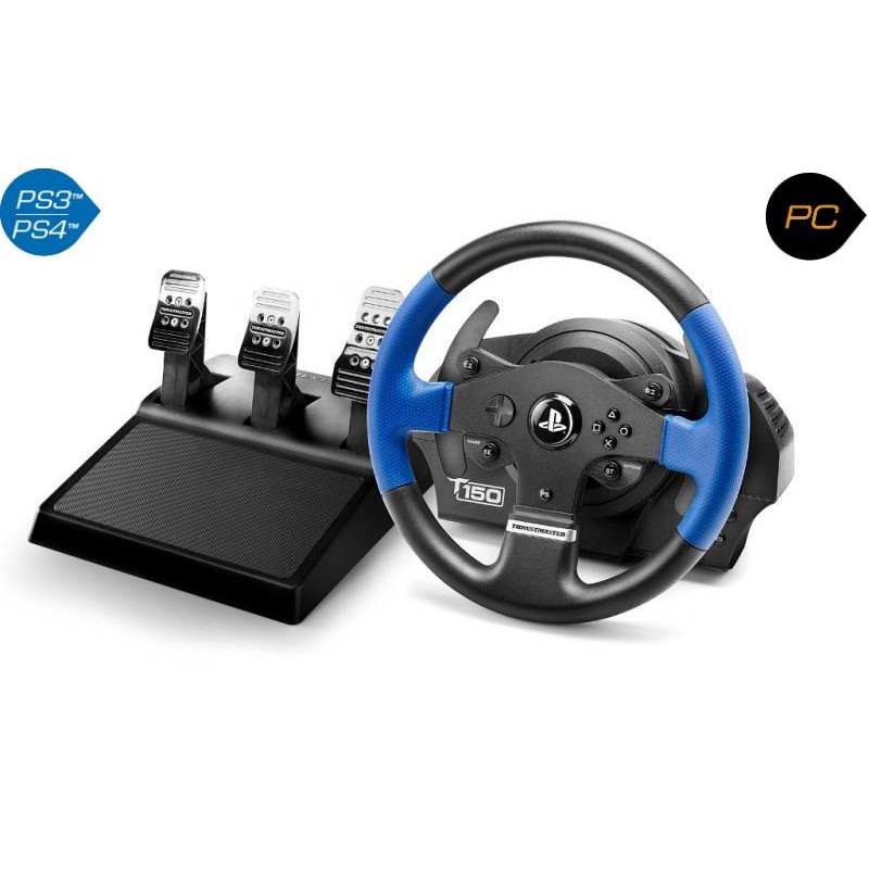 Руль и педали для PC/PS4 Thrustmaster T150 RS PRO Official PS4™