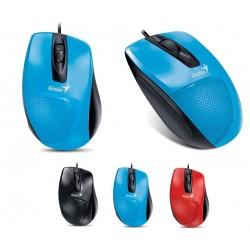 Мышь Genius DX-150X USB Blue/Black