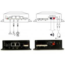 Модуль оповещения Snom PA1