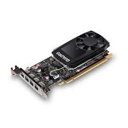 Видеокарта Dell NVIDIA Quadro P1000 4GB (490-BDXN)