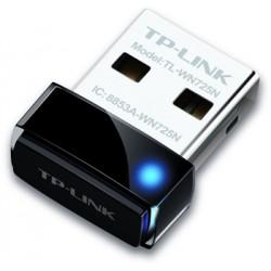 Wi-Fi-адаптер TP-Link TL-WN725N 802.11n, 2.4 ГГц, N150, USB