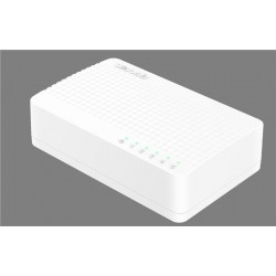 Коммутатор TENDA S105 5port 10/100BaseTX, desktop
