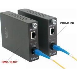 Медиаконвертер D-Link DMC-1910T 1xGE-1GBaseLX WDM (ТХ 1550нм