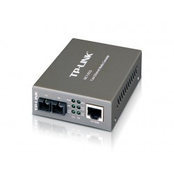 Медиаконвертер TP-LINK MC110CS 100Base-TX-100Base-FX, SM, 20km