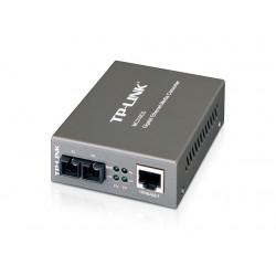 Медиаконвертер TP-LINK MC210CS 1GEBase-TX-1GEBase-FX, SM, 15km