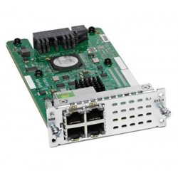 Модуль Cisco 4-port Layer 2 GE Switch Network Interface Module