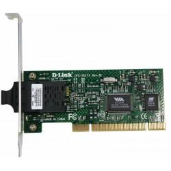 Сетевая карта D-Link DFE-551FX 1port 100BaseFX