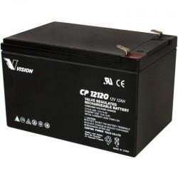 Аккумуляторная батарея Vision CP 12V 12Ah