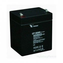 Аккумуляторная батарея Vision CP 12V 5Ah