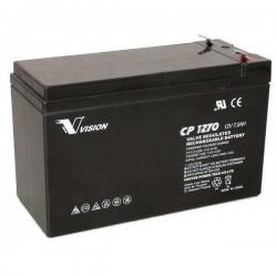Аккумуляторная батарея Vision CP 12V 7.0Ah