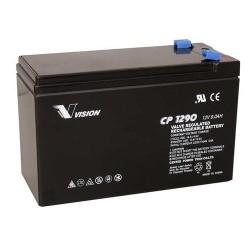 Аккумуляторная батарея Vision CP 12V 9Ah