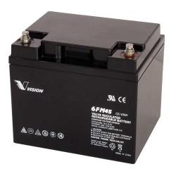 Аккумуляторная батарея Vision FM 12V 45Ah