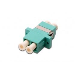 Адаптер DIGITUS LC/LC duplex, MM, керам.сердечник