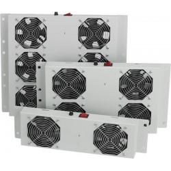 Вент. панель MIRSAN 1 вент., термостат в компл. RAL 7035