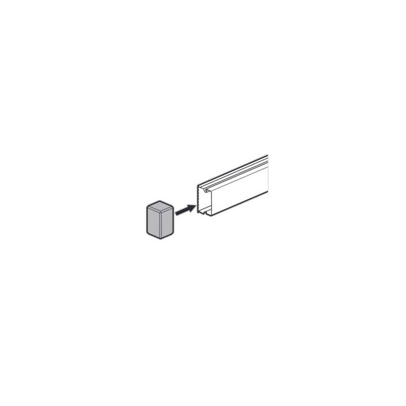 DLP-S Legrand кабель-канал 24x14мм, заглушка