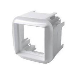 Forix (Quteo) Legrand адаптер для механизмов 45х45 Mosaic белый