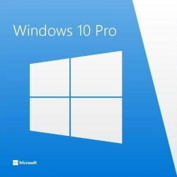 ПО Microsoft Windows 10 Pro 64-bit English 1pk DVD (FQC-08929)