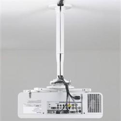 Крепление Chief для проектора, 80-135 см, белое