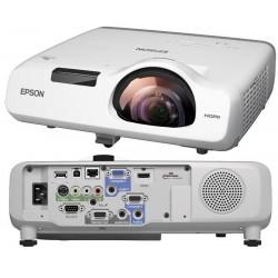 Короткофокусный проектор Epson EB-535W (3LCD, WXGA, 3400 ANSI