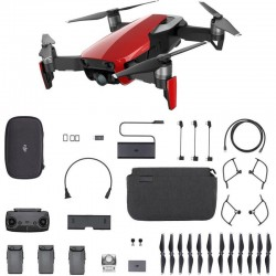 Квадрокоптер DJI Mavic Air FMC (EU) Flame Red